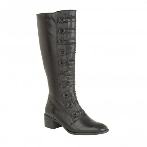 Lotus Spindle knee high boot