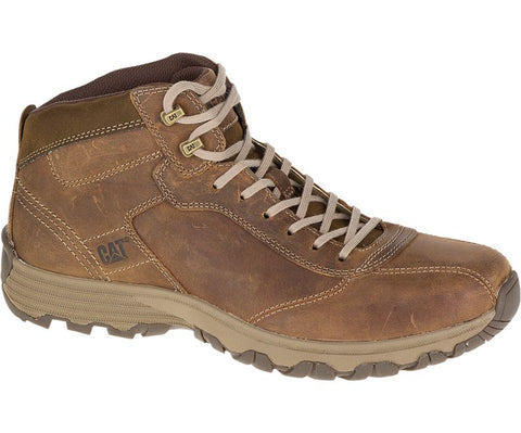 Caterpillar Mens Loop Dark Beige Boot