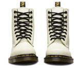 Dr Martens 1460 Pascal White Purple Glitter Boot 23788544