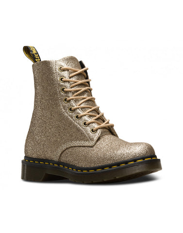 Dr Martens 1460 pascal TURQUOISE GLITTER  24320440 rrp £115