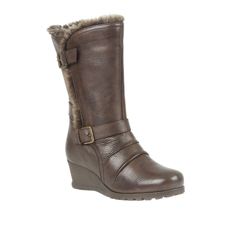 Lotus Korinna Brown leather Casual Boot