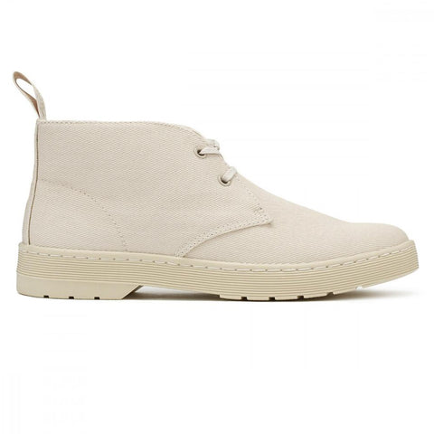 Dr Martens Mayport Bone canvas Lace Shoe 23442115