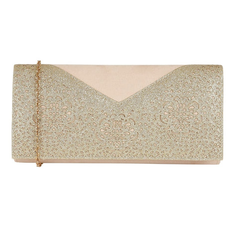 Lotus Fidda Clutch Bag Natural