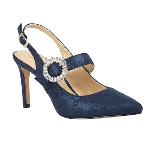 Lotus Mishka NAVY Court Shoe ULS177