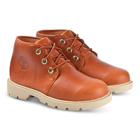 Timberland 1973 Newman Chukka RUST Leather Waterproof Chukka Boot