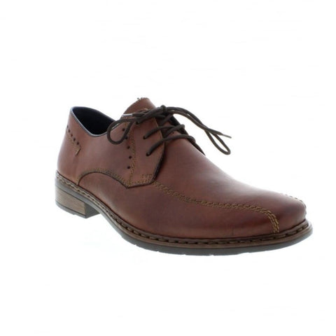 Mens Rieker Shoe 10802-26 Brown