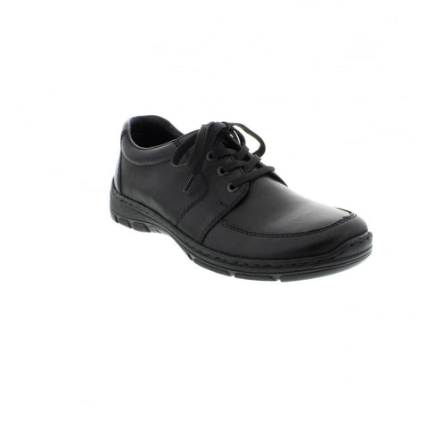 Mens  Rieker 15223-00 Black shoe