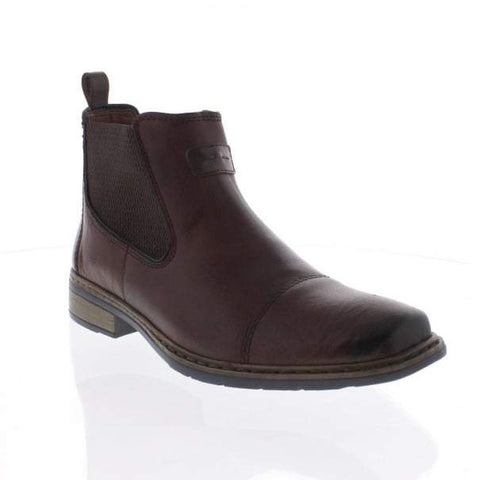 Mens Rieker Chelsea Boot 30863-25 Brown