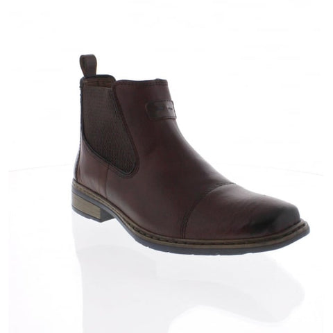 Mens Rieker Chelsea Boot 36063-25 Brown