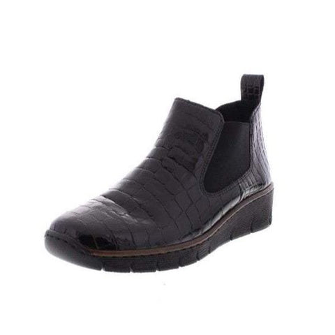 Rieker Ankle Boot Black 53794