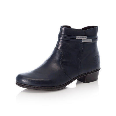 Rieker Ankle Boot Y0781-14 Navy