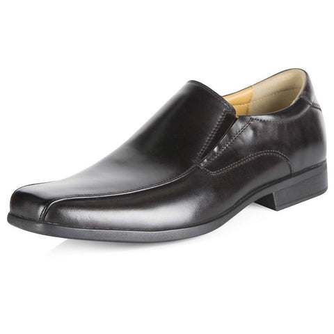 steptronic Welling Classic Slip-on Shoe black leather
