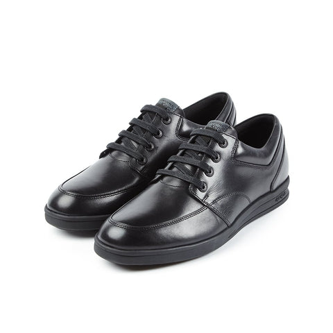 Kickers TROIKO LACE up shoe black