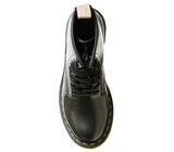 Dr Martens Vegan 1460 GUNMETAL CHROME PAINT METALLIC 23922029