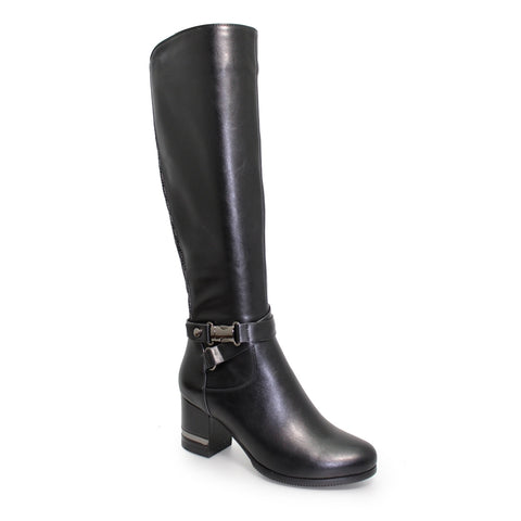 Lunar Viva Heeled Long Boot