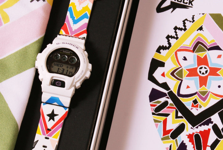 Collaborations – COLLECT x CASIO G-SHOCK