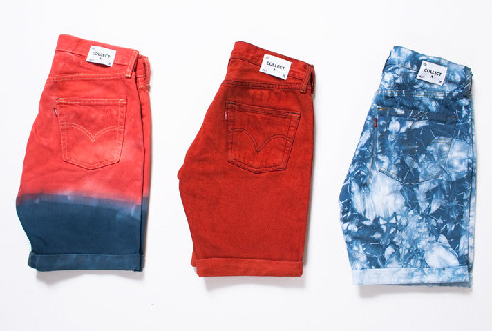 New In SS12 – COLLECT DENIM SHORTS