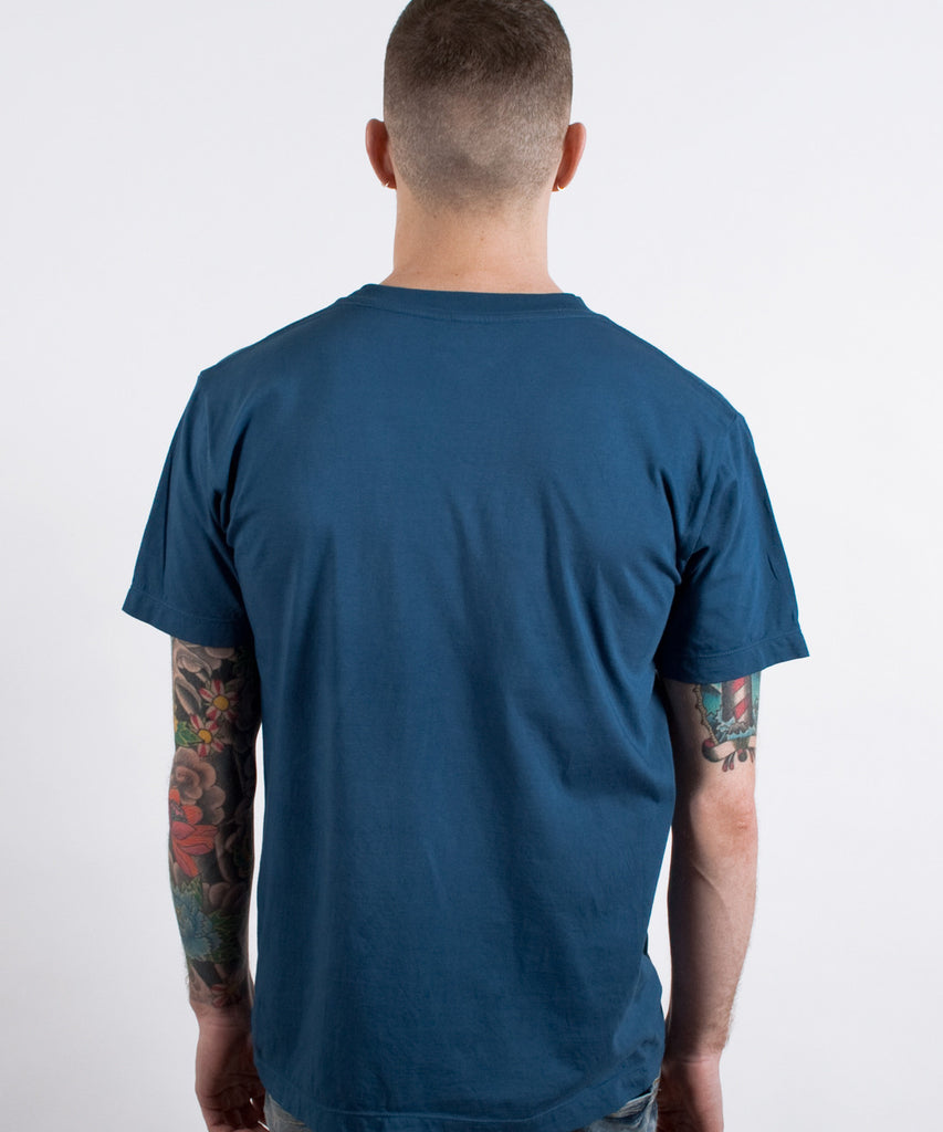 Chamonix T-Shirt Blue