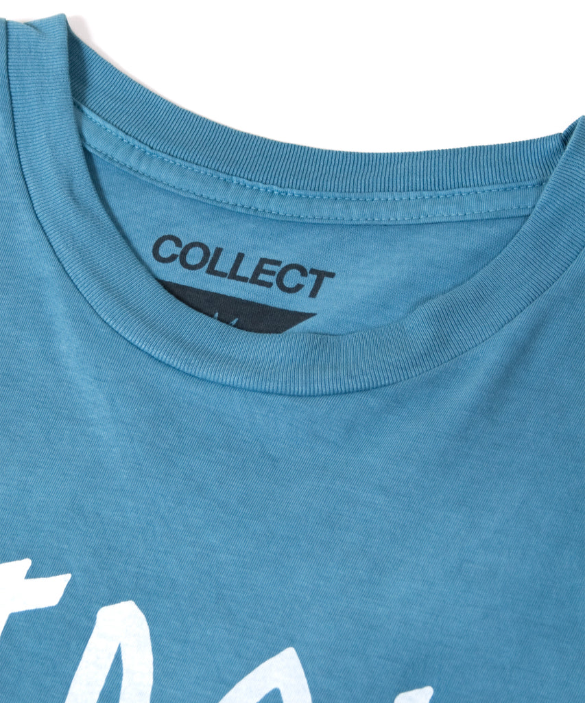 Detroit Jit T-Shirt Light Blue