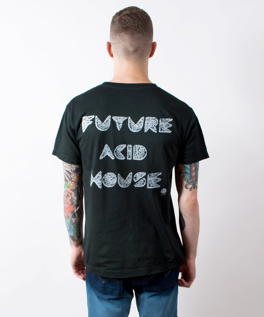Future Acid House T-Shirt Black