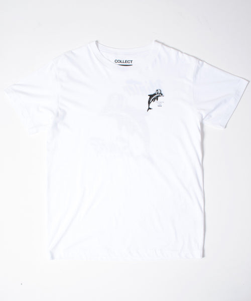 White Winter Sports T-Shirt