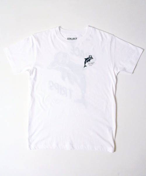 Space Trips T-Shirt White