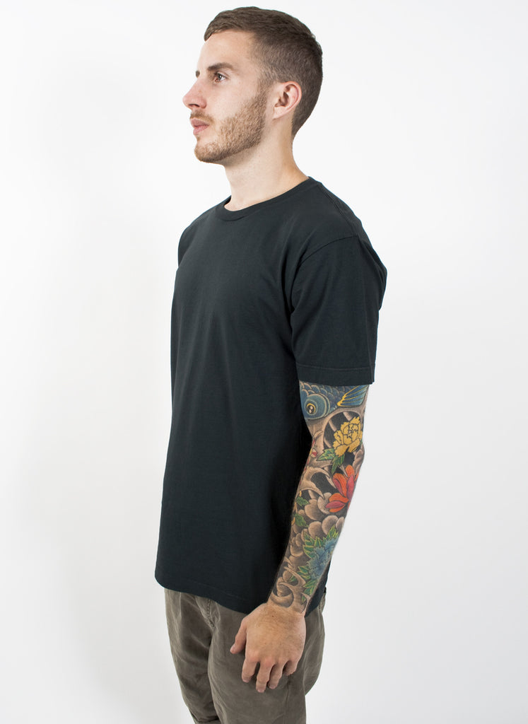Charcoal Relaxed Fit T-Shirt