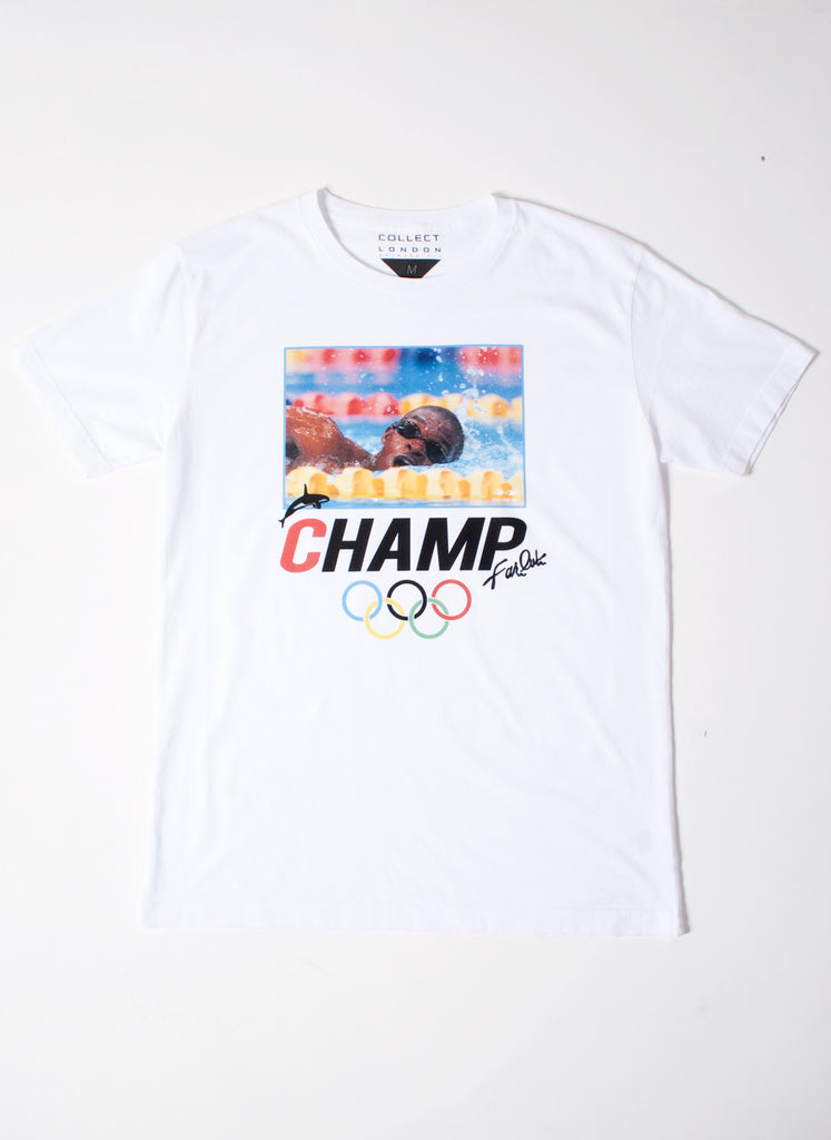 "Eric ""The Eel"" Champ T-Shirt"