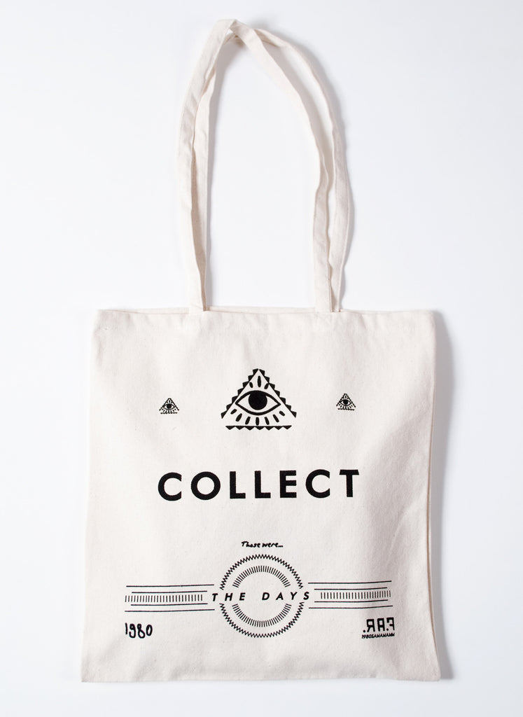 Far Out Canvas Tote Bag