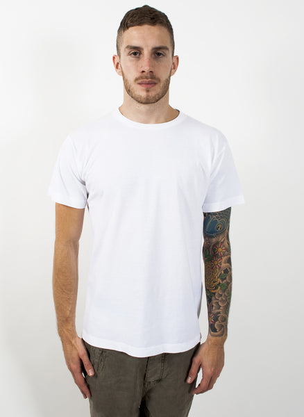 White Men's T-Shirt