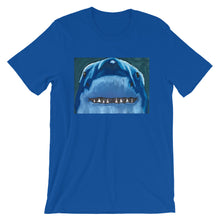 Load image into Gallery viewer, Short-Sleeve Unisex T-Shirt - Shark (SC)