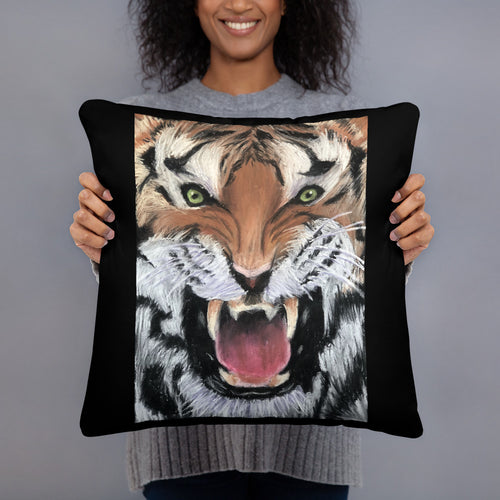Basic Pillow - Tiger (CO)