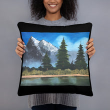 Load image into Gallery viewer, Basic Pillow - Landscape Scene (SS)