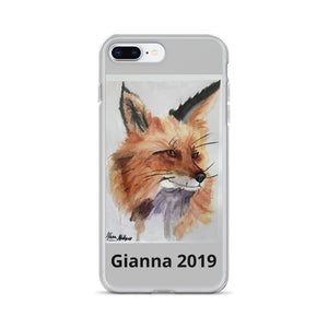 iPhone Case - Fox (GG)