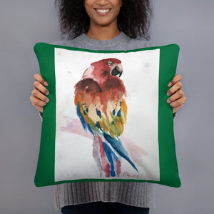 Basic Pillow - Parrot (MM)