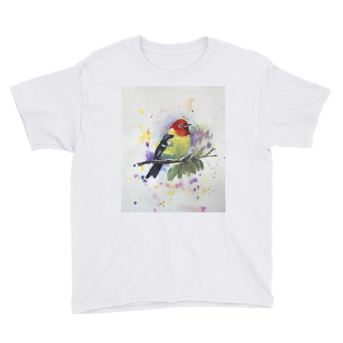 Youth Short Sleeve T-Shirt - Finch (AS)