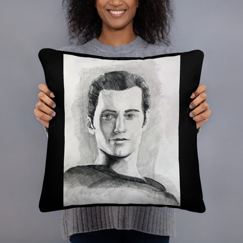 Basic Pillow - Portrait (MM)