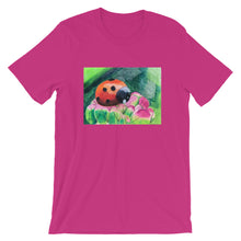 Load image into Gallery viewer, Short-Sleeve Unisex T-Shirt - Ladybug (DL)