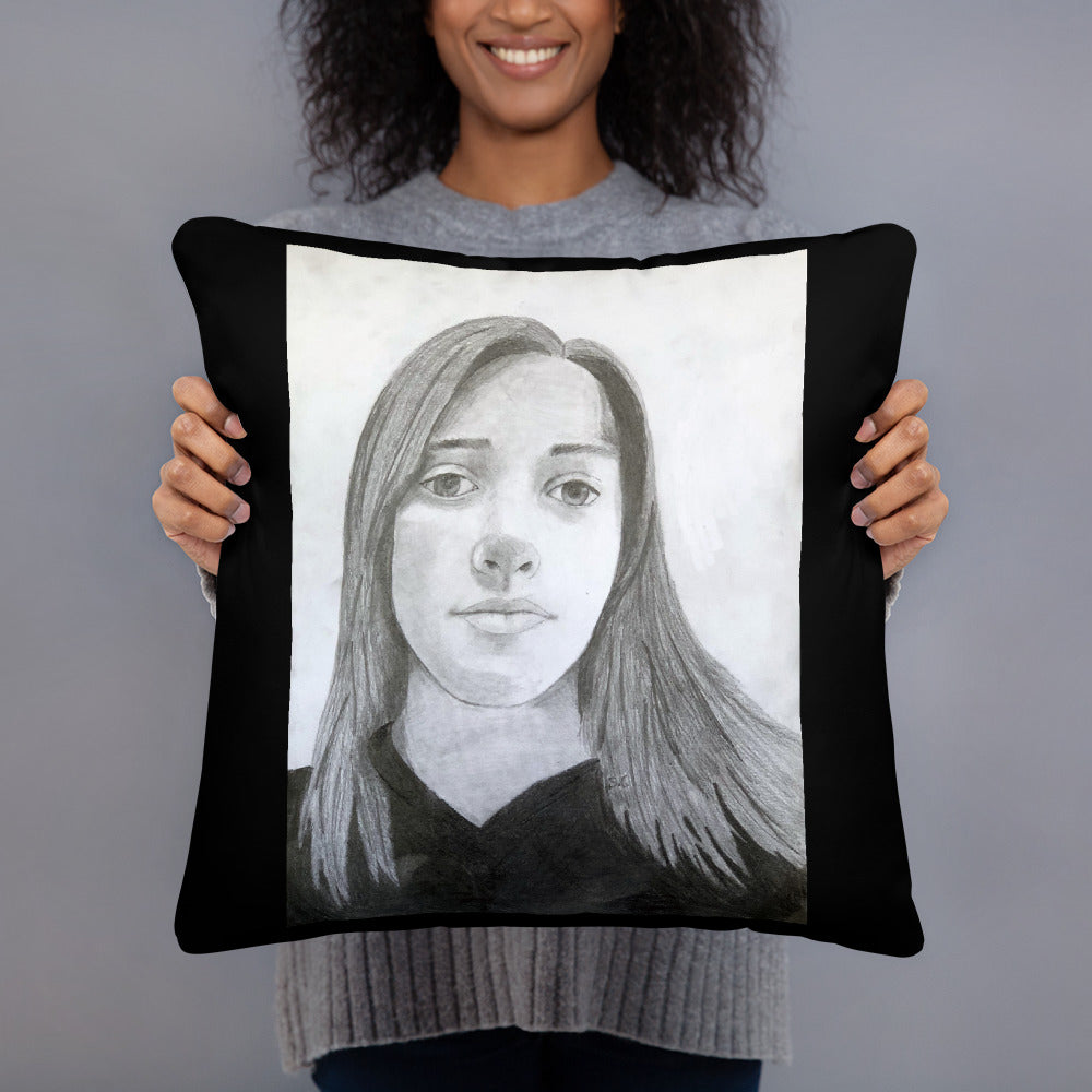 Basic Pillow - Portrait (SC)