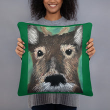 Load image into Gallery viewer, Basic Pillow - Deer (JF)