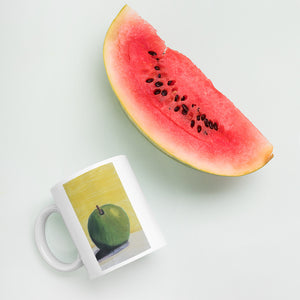 Mug - Green Apple  (JF)