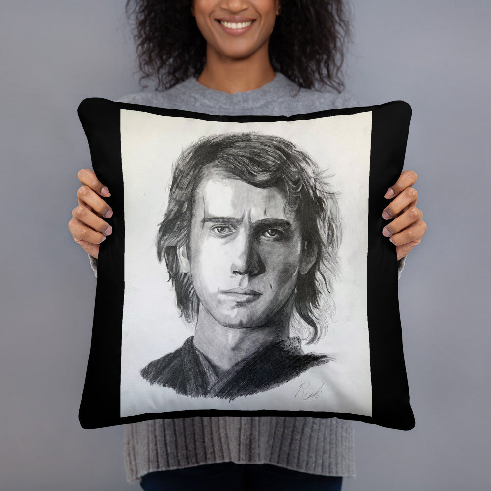Basic Pillow - Portrait (RM)