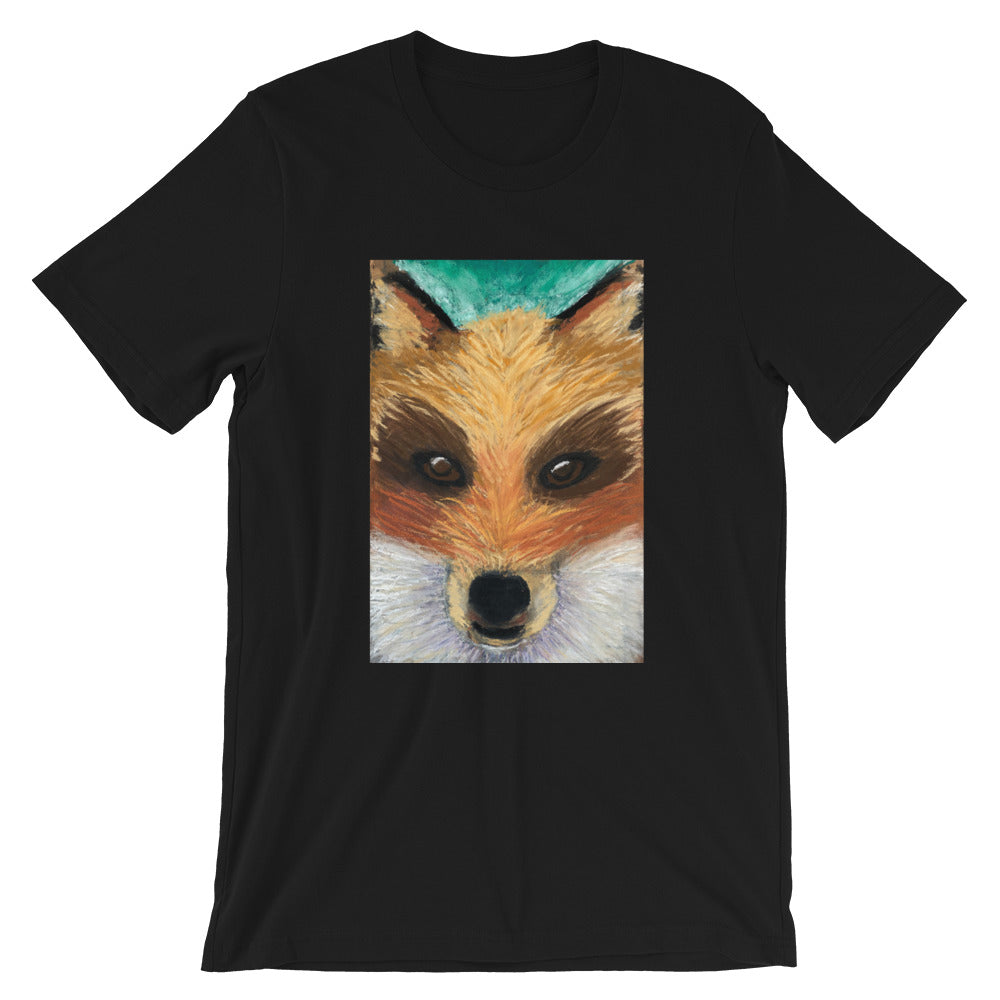 Short-Sleeve Unisex T-Shirt - Fox (KM)