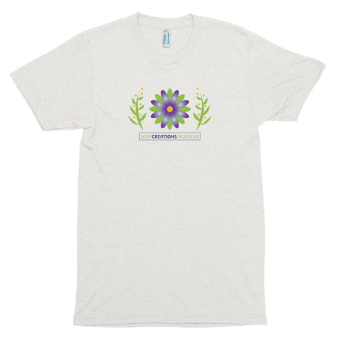 New Creations Logo Short sleeve soft t-shirt