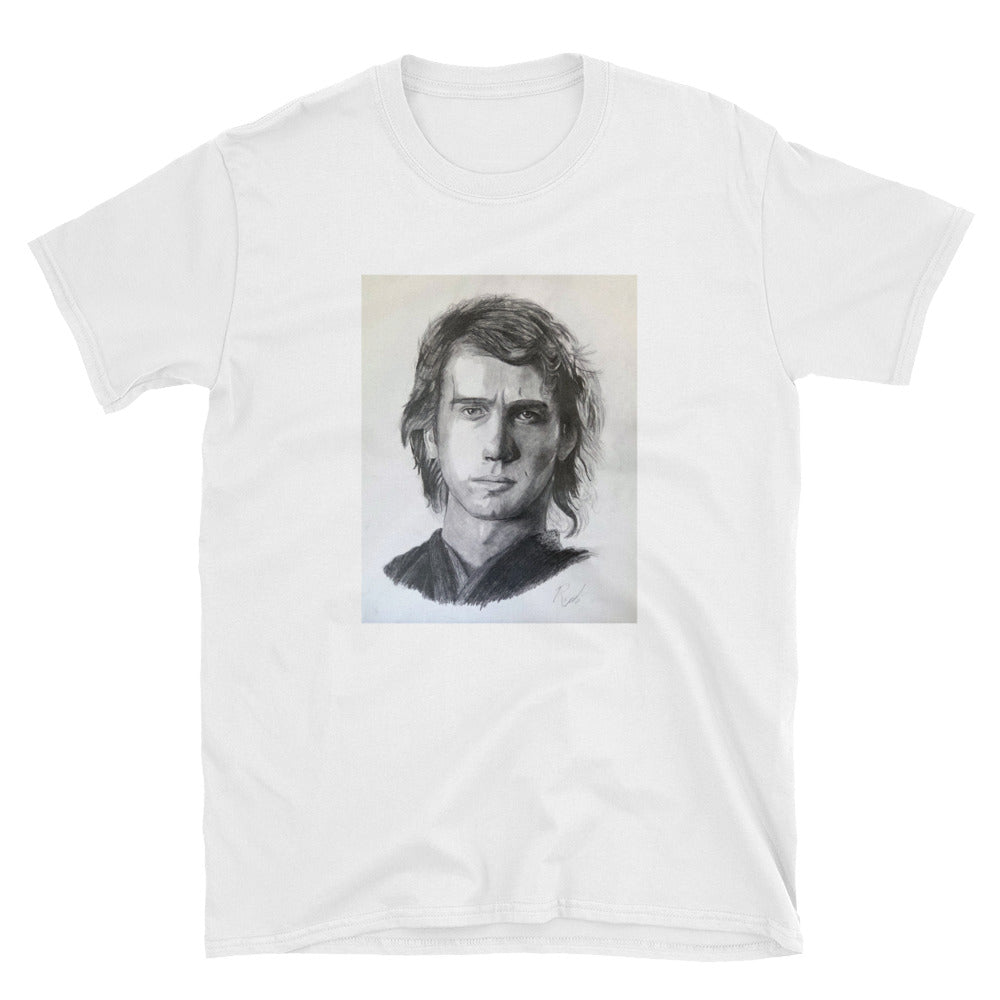 Short-Sleeve Unisex T-Shirt - Portrait (RM)
