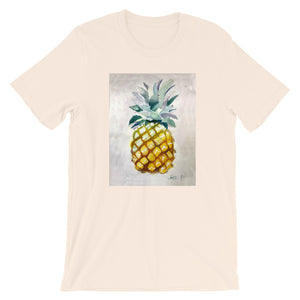 Short-Sleeve Unisex T-Shirt - Pineapple (JF)