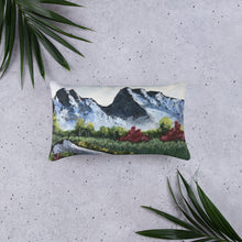 Load image into Gallery viewer, Basic Pillow - Day in the Mountains (GG)