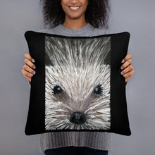 Load image into Gallery viewer, Basic Pillow - Hedgehog (DL)