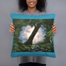 Load image into Gallery viewer, Basic Pillow - Lone Tree (SC)