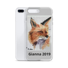 Load image into Gallery viewer, iPhone Case - Fox (GG)